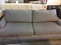 NEW! Gray couch - 7ft - Modern & Comfortable in San Ysidro, California
