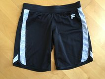 Girl's Fila Sport Mesh Shorts Black Size Small, Excellent Condition in Oswego, Illinois