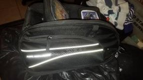 Sports bike brand new never used tank bag in Cleveland, Texas