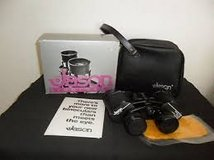 Jason Empire 7x-15x35 Zoom Binoculars Model 253F with case in box in Yorkville, Illinois