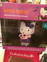 Hello Kitty Halloween Blow Up in Travis AFB, California