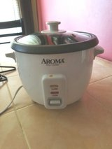 Aroma 6 Cup Rice Cooker in Sugar Grove, Illinois