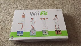 Wii Fit (must own wii to work) in Perry, Georgia