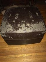 Ottoman with chair in Lockport, Illinois