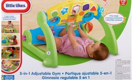 little tikes 5 in 1 gym in Okinawa, Japan