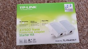 TP-LINK V500 NANO ADAPTER START KIT in Lakenheath, UK