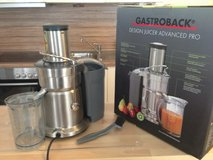 Gastroback Design Juicer Advanced Pro * Cleaning out sale. Lots must go * in Wiesbaden, GE