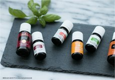 Essential oils class (100% therapeutic, no preservatives) 24% discount in Okinawa, Japan