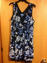 Simply Vera Vera Wang XL floral tank dress in Fort Riley, Kansas