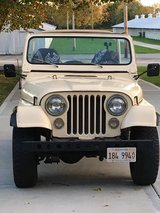 Jeep 1978 in Oswego, Illinois