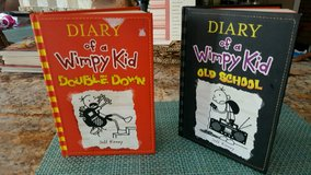 ***Diary of a Wimpy Kid - Set of 2 in Camp Lejeune, North Carolina