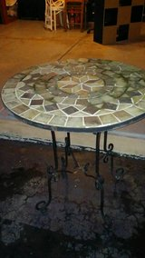 SLATE TILE BRISTRO TABLE in Sugar Grove, Illinois