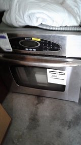 I would like to trade my new stainless steel oven (Retail $1499) in Baytown, Texas