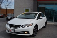 2013 Honda civic EX-L in Fort Meade, Maryland