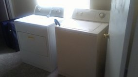 Washer & Dryer in Lackland AFB, Texas