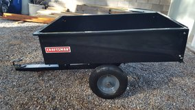 Craftsman 12 cu. ft. Steel Dump Cart in Ruidoso, New Mexico