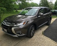 2016 MITSUBISHI OUTLANDER in Sugar Grove, Illinois