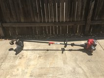 Troy-Bilt 25-cc 2-Cycle 17-in Straight Shaft Gas String Trimmer in Travis AFB, California