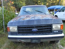 1991 ford f250 extended cab 4wd 5 speed grany gear in Fort Polk, Louisiana