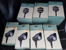 Wired Outdoor Lights- NIB in New Lenox, Illinois