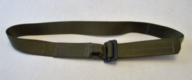 **New** LBT Coyote Tan Rigger's Belt w/Extraction Loop - Size Large in Fort Sam Houston, Texas