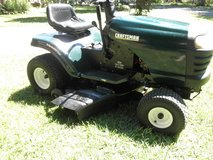 Riding Mower Craftsman in Fort Campbell, Kentucky