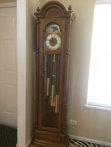 Antique ETHAN ALLEN grandfather clock! Beautiful chimes!! in Oswego, Illinois