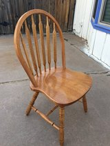2 Wooden Chairs in Lawton, Oklahoma