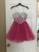 Homecoming dress in West Orange, New Jersey