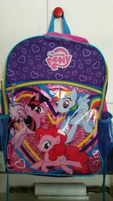 My Little Pony Back Pack - like new in Bolingbrook, Illinois