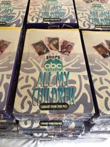 ABC The Soaps Trading Cards in San Clemente, California