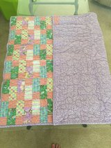 Handmade baby quilt in Bolingbrook, Illinois