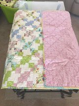 Handmade baby quilt/ blanket in Bolingbrook, Illinois