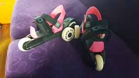 Cardiff skate co youth cruiser roller skates/ roller blades in Aurora, Illinois