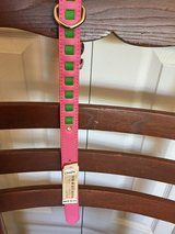 Size Large BNWT Hot Pink Dog Collar in Las Cruces, New Mexico