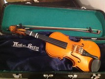 3/4 Violin for beginner small student in case in Fort Drum, New York