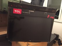 "TCL 32"" LED TV 110 V only in Stuttgart, GE"
