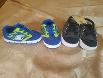 Size 2 baby shoes in Fort Drum, New York