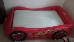 *MOVING SALE* TODDLER CAR BED in Honolulu, Hawaii