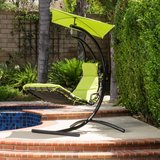 Classy Outdoor Hanging Lounger - Brand New in Quad Cities, Iowa