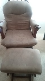 *MOVING SALE* ROCKING CHAIR + FOOT REST in Honolulu, Hawaii