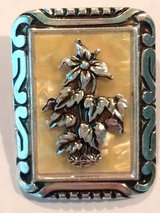 antique clasp pin in Kingwood, Texas