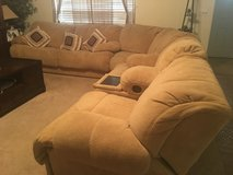 Couched in 29 Palms, California