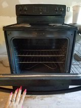 Black Kenmore Stove in Beaufort, South Carolina
