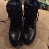 Men's size 10 Rocky Steel toe boots in Todd County, Kentucky