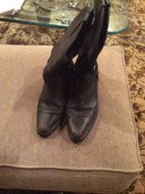 Men's size 10 1/2 Harley Boots in Hopkinsville, Kentucky