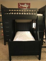 Pottery Barn Kids Camp Edition Bunk system in CyFair, Texas