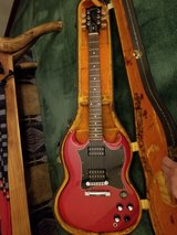 Gibson sg in Lackland AFB, Texas