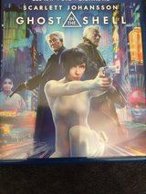 Ghost in the Shell DVD in Okinawa, Japan