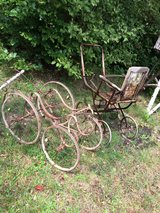 2 historic antique children's stroller shabby chic in Ramstein, Germany